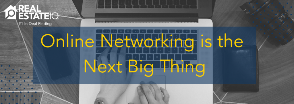Online Networking, real estate iq, reiq summit