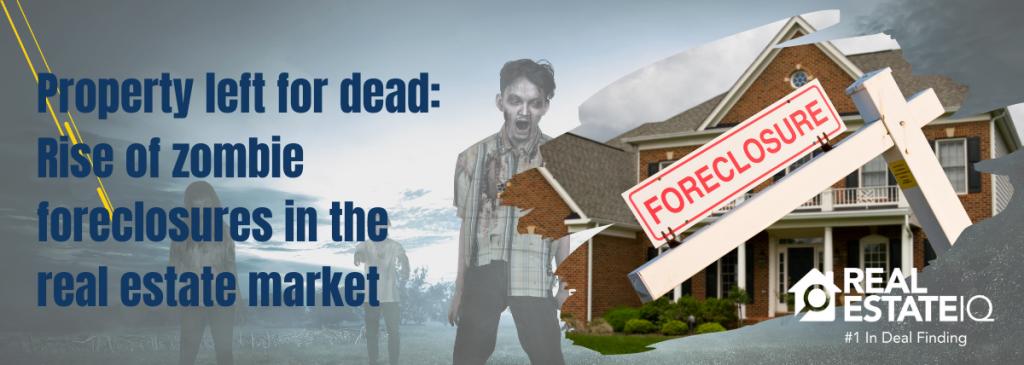 zombie, real estate, real estate iq