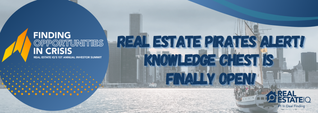 real estate, pirates, real estate iq, knowledge chest