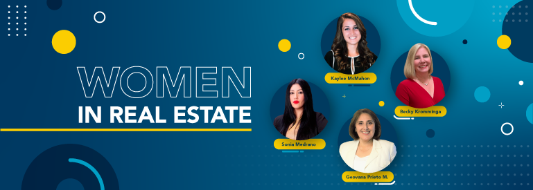 Tips, secrets, and challenges for women in Real Estate