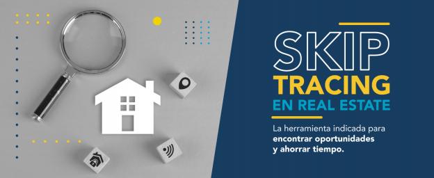 Skip tracing en Real Estate