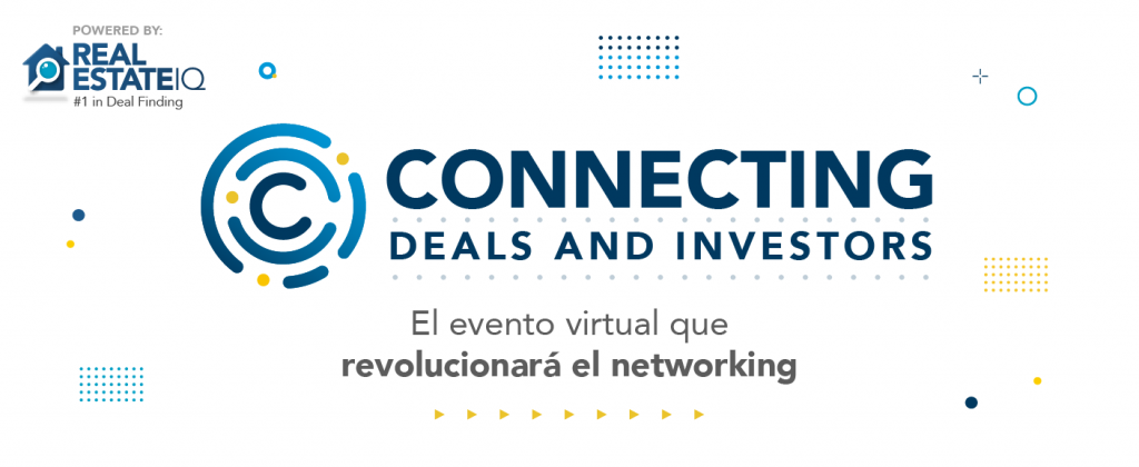 """""""Connecting: Deals and Investors"""": el evento virtual que revolucionará el networking"""