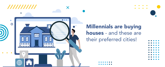 17% of millennials plan to buy a home over the next one to three years. If we extrapolate that percentage to the total amount of millennial population, it represents nearly 16 million people.