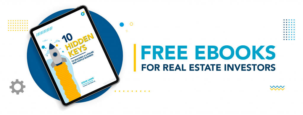 Check out our free eBooks for real estate investors!