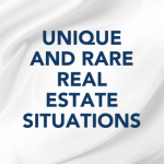 Group logo of Unique and Rare Real Estate Situations