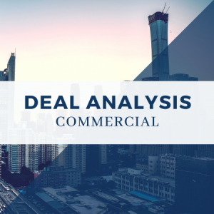 Group logo of Deal Analysis - Commercial